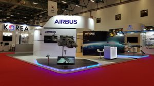 AIRBUS BOOTH IDEF2019